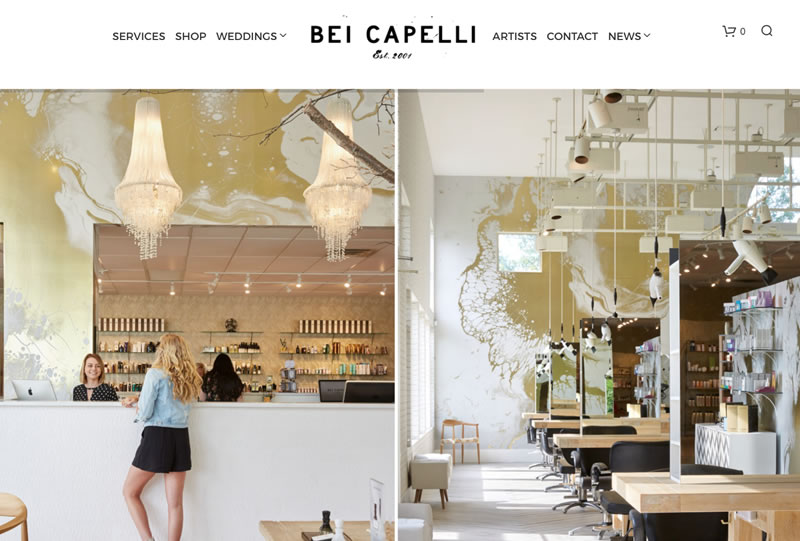 Bei Capelli | Sample of Our Work