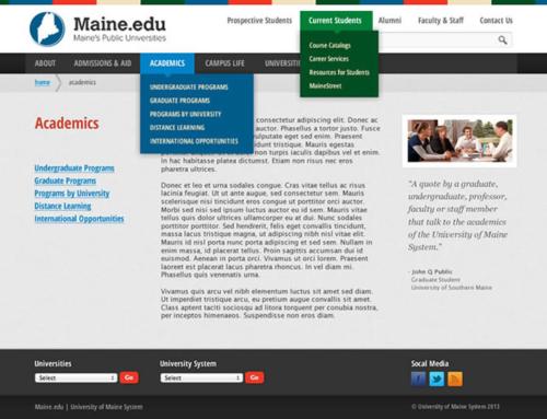 Maine.edu