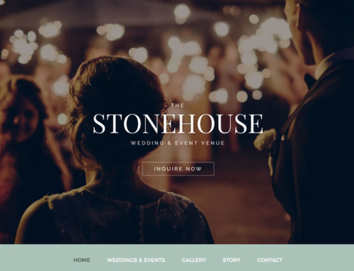 The Stonehouse Wedding & Event Venue