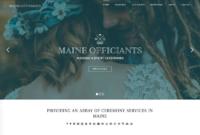 Maine Officiants @ MaineOfficiants.com